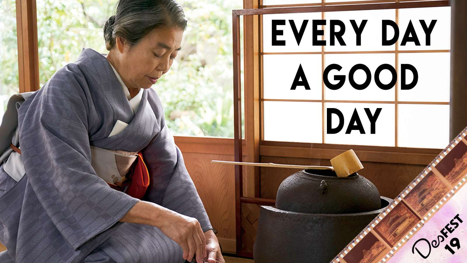 Japanese Film Festival Screening - Every Day a Good Day